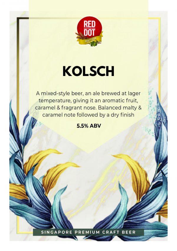 5-litre Party Keg - Kolsch